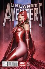 Uncanny Avengers Vol 1 1 Granov Variant