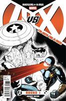 Avengers vs X-Men Vol 1 1 Variant 4