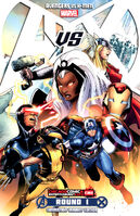 Avengers vs X-Men Vol 1 1 (Convention Variant)