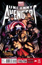 Uncanny Avengers Vol 1 1 Detroit Fanfare Comic Con Variant