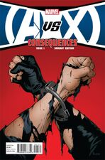 Avengers vs X-Men Consequences Vol 1 1 Variant cover