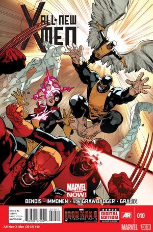 All New X-Men 10