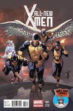 All New X-Men 1 Variant 6