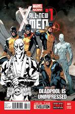 All New X-Men 1 Variant 5