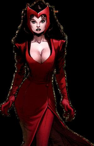 Scarlet Witch un