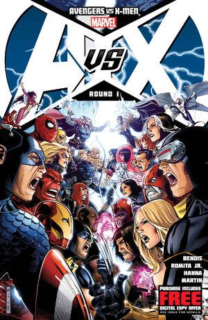 Avengers vs X-Men Vol 1 1