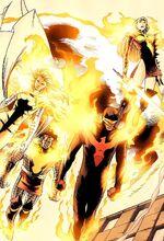 Phoenix Five (earth-616) 00
