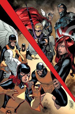 All-New X-Men Vol 1 8 Textless