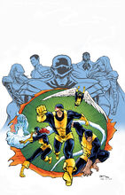 All new x men giant size X men cover homage by thecreatorhd-d5ena28