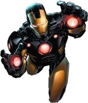 Marvel Now! Iron Man