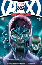 Avengers vs X-Men Consequences Vol 1 5