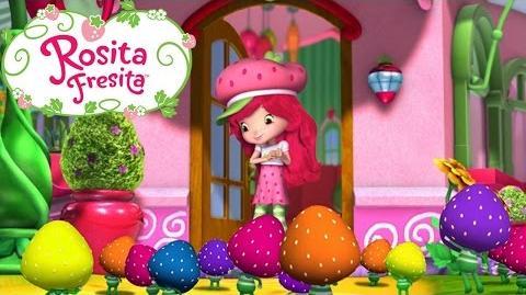 Rosita Fresita ★🍓👑 Las tareas de princesa HD 👑🍓★ Aventuras en Tutti Frutti