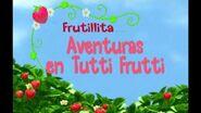 FRUTILLITA AVENTURAS EN TUTTI FRUTTI - CAPITULO - UN CIRCULO DE AMIGAS