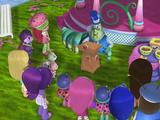 La mejor princesa de la baya festival