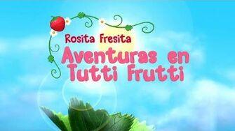 ROSITA FRESITA AVENTURAS EN TUTTI FRUTTI - CAPITULO - EL DESASTRE DE BAILE, EN CIUDAD TUTTI FRUTTI!