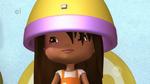 Naranjita y su Mojado Cabello 2