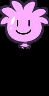 BallonPuffleRose