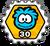 Badge SOS 30