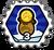 Badge 3 Sacs de pièces