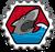 Badge Requin!