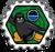 Badge Ninja d'Eau(CJN)