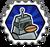 Badge Trio de robots