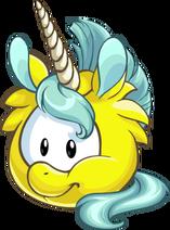 Puffle Licorne 1