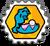 Badge expert en huitres