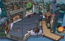Fete des Descendants-iceberg
