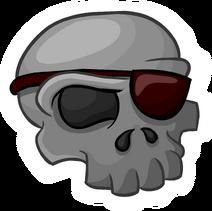 Le Pinz Crâne Pirate