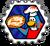 Badge Chef pizzaïolo
