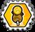 Badge Grotte au trésor 1