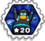 Badge SOS extrême