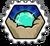 Badge Pierre rare