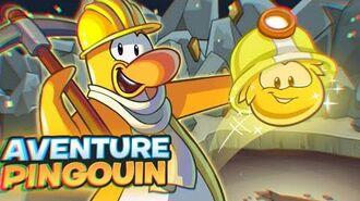 Labyrinthe souterain - Aventure Pingouin