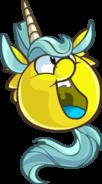 Puffle Licorne 2