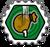 Badge Super réflexe