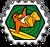 Badge Échaffement(surf)