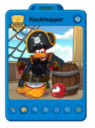 NewPlayerCard Rock