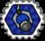 Badge trésor d'huitre