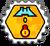 Badge mission vaisseau