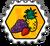 Badge Purée de fruits