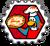 Badge Maître pizzaïolo