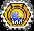 Badge Expert en eau