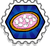 Badge Recette gourmande