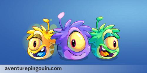 Puffles aliens