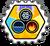 Badge Combot de 3 ninjas