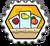 Badge Cocktail de fruits