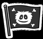 Le Pinz Drapeau de Pirate