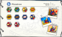 Pizzatron Badges